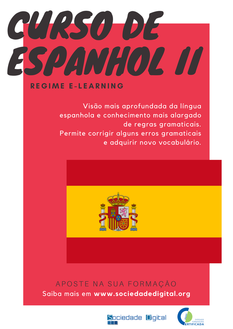 Curso de Espanhol II